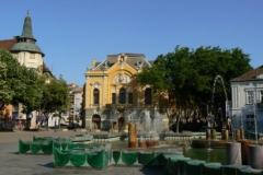 Subotica zelena fontana