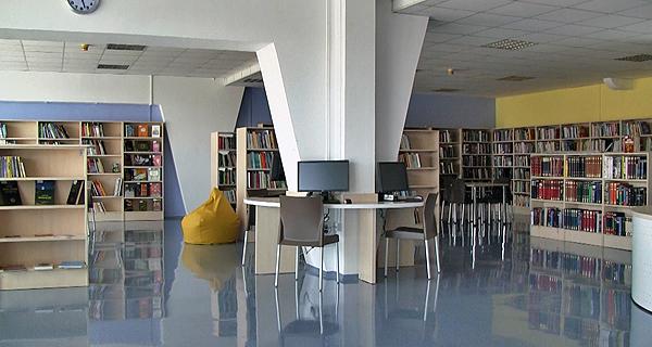 Gradska knjižnica Rijeka - ogranak Trsat